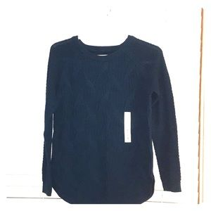SONOMA Goods for Life Twisted Cable Sweater